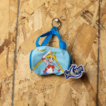 Small Blue Sailor Moon Bag