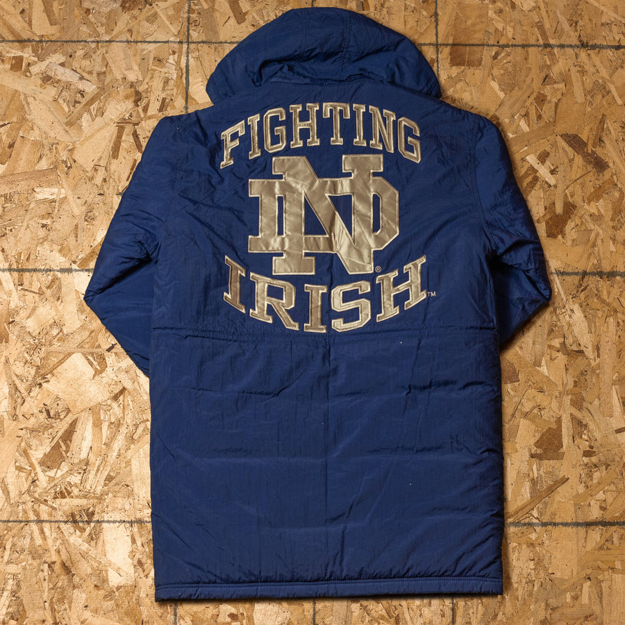 Vintage Fighting Irish Jacket sz L