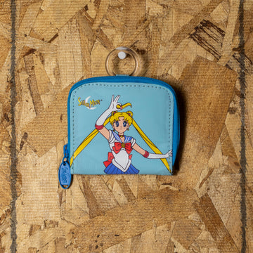 Medium Blue Sailor Moon Bag