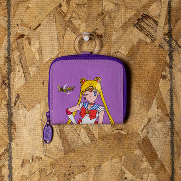 Medium Purple Sailor Moon Bag