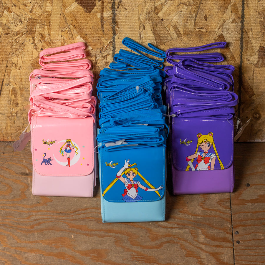 Wholesale Large Sailor Moon Bags (Lot of 12)
