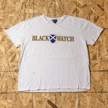 Vintage Polo Black Watch T-Shirt sz XL