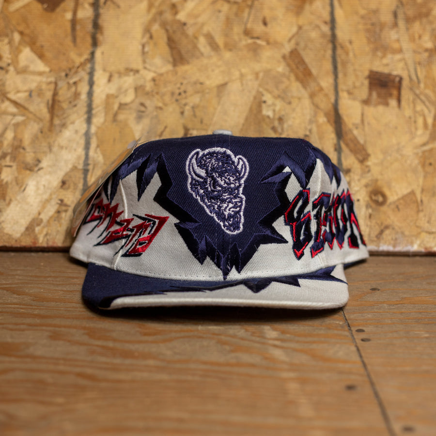 Howard Bison Snapback Hat