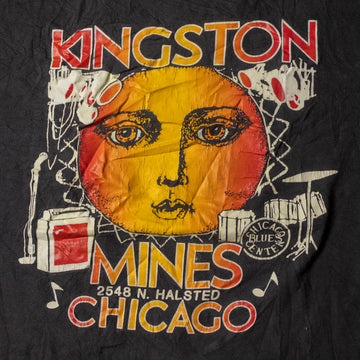 Vintage Kingston Mines T-Shirt sz L