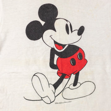 Vintage Mickey Mouse T-Shirt sz S