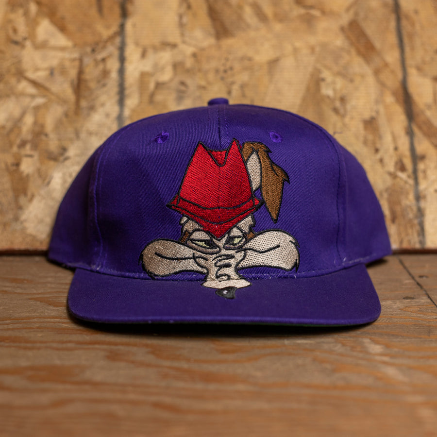 Looney Tunes Coyote Snapback Hat