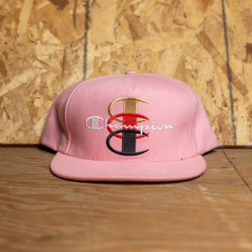 Supreme x Champion Snapback Hat