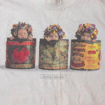 Vintage Anne Geddes Art Single Stitch T-Shirt sz L