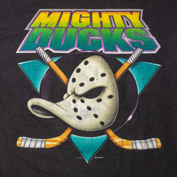 Vintage 90's Mighty Ducks T-Shirt sz M