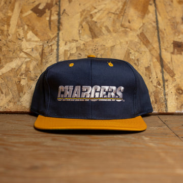 Chargers Snapback Hat