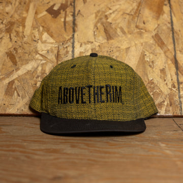 Deadstock Above The Rim Snapback Hat