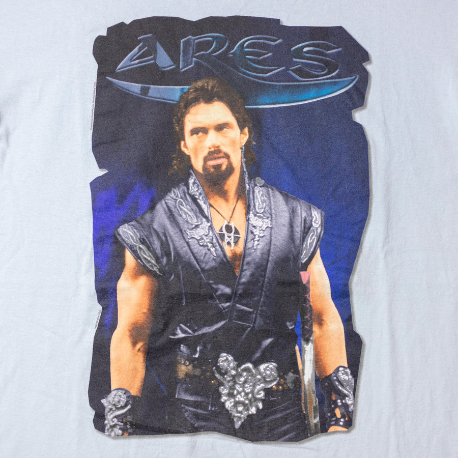 Vintage Ares Xena Princess Warrior T-Shirt