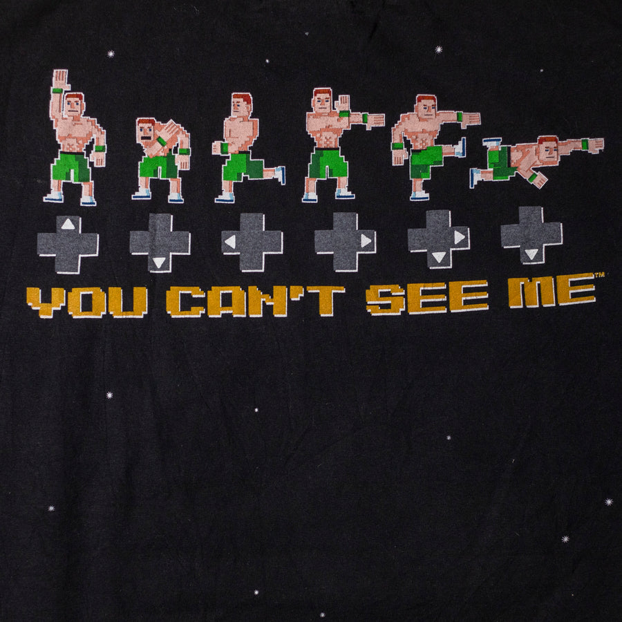 "Vintage ""You Can't See Me"" T-Shirt sz XXL"