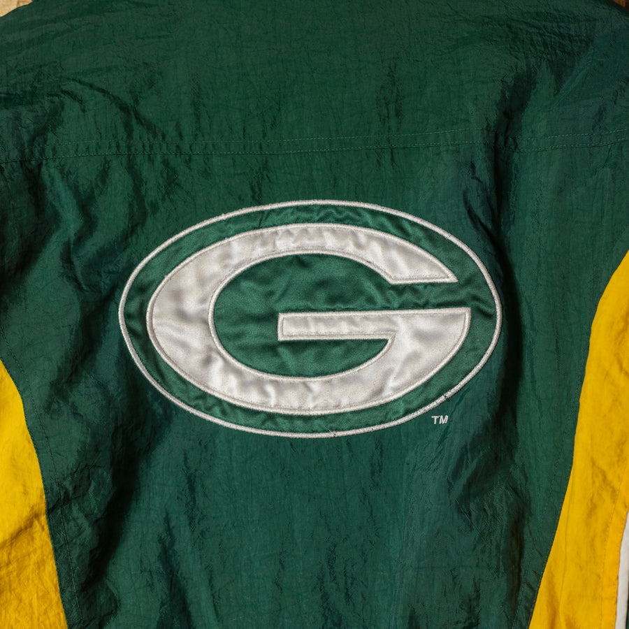 Vintage NFL Packers Jacket sz M (Kids)