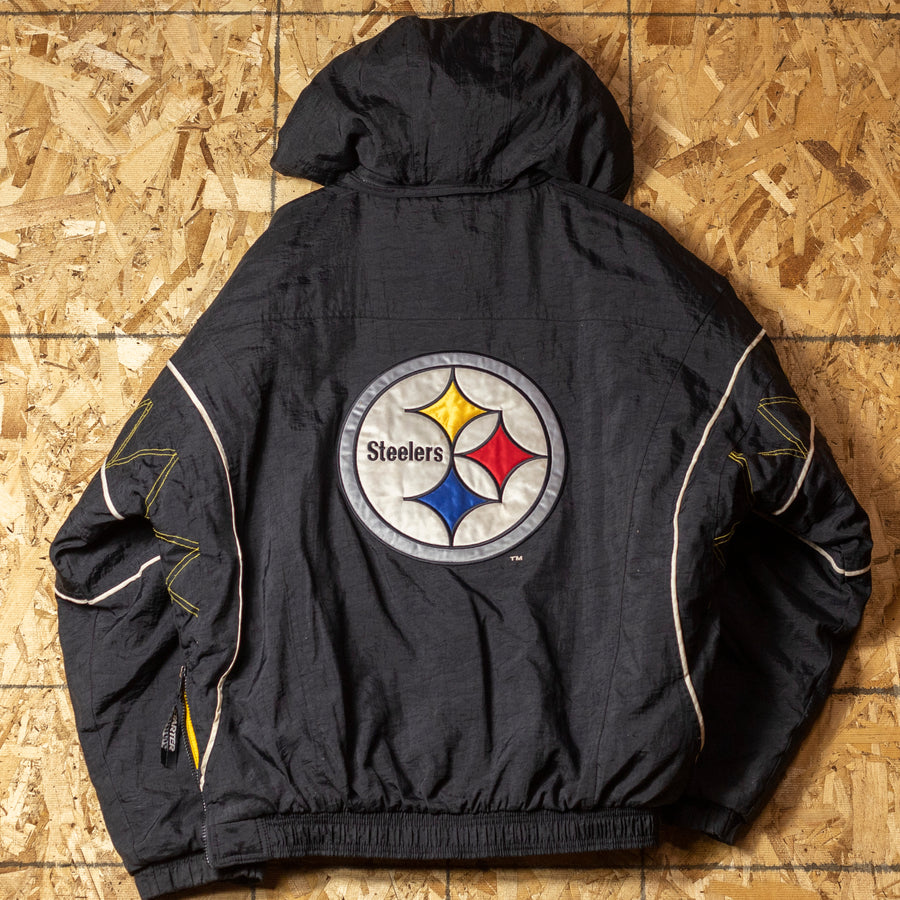 Vintage NFL Steelers Jacket sz XL