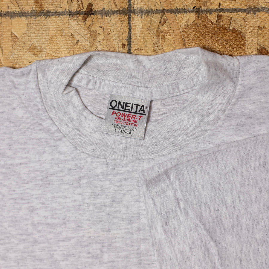 Wholesale Deadstock Vintage Oneita Blank Single Stitch T-Shirts (Lot of 12)