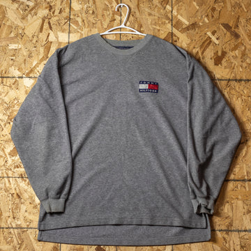 Vintage Tommy Hilfiger Fleece Sweater sz XL