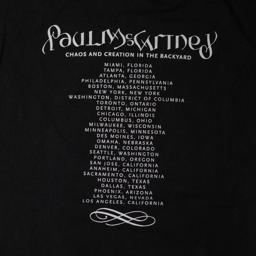 Vintage Paul McCartneyT-Shirt sz L