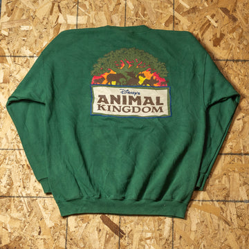 Vintage Animal Kingdom Sweater sz XXXL