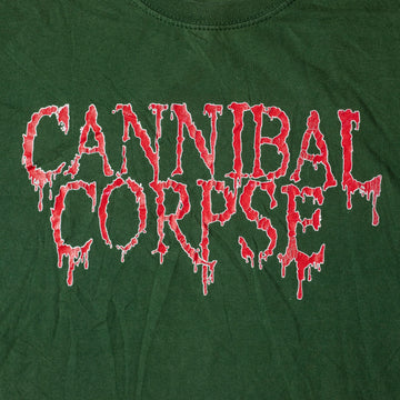 Vintage Cannibal Corpse T-Shirt