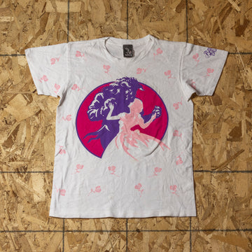 Vintage Beauty and the Beast T-Shirt sz O/S (Youth)