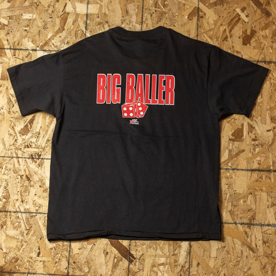 "Vintage ""MC Breed Big Baller"" T-Shirt sz XL"