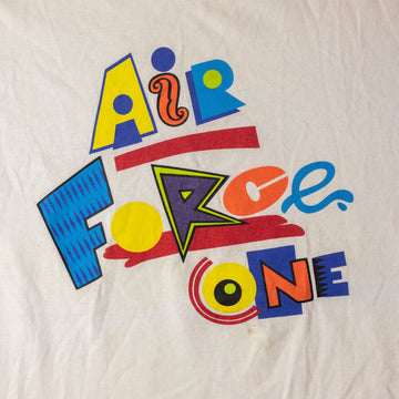 "Vintage Nike ""Air Force One"" T-Shirt sz L"