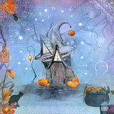 Spooky House 6x6 Exclusive Paper Pad (only buy if you are not a subscriber!)