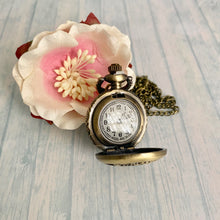 Load image into Gallery viewer, Small Pocket Watch: Wonderland