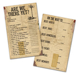 PREORDER - 7gypsies Gypsy Moments Cards: Are We There Yet?