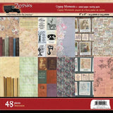 PREORDER - 7gypsies Gypsy Moments 8x8 Paper Pad (48 Sheets)