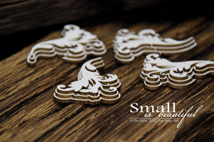 Small Is Beautiful - Small Swirls