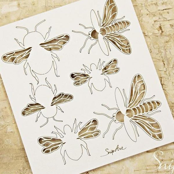 SnipArt - Insects Set (L)