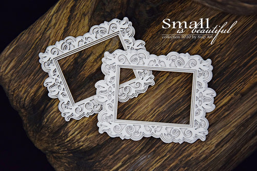 Small Is Beautiful - Rectangle Frame