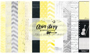 13Arts 12x12 Scrapbooking Aria Story (PL Preorder)