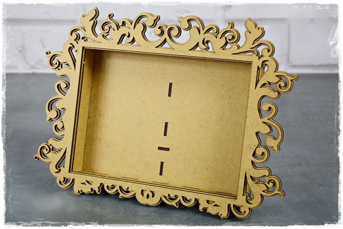 SnipArt - Baroque MDF Frame Rectangle (XXL)