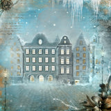 Winter Town 12x12 Limited Edition Paper Collection