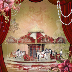 Vintage Theatre 12x12 Limited Edition Paper Collection