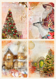 Limited Edition: Christmas Tale A4 Designer Pad