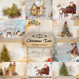 Limited Edition: Christmas Tale 6x6 Paper Pad