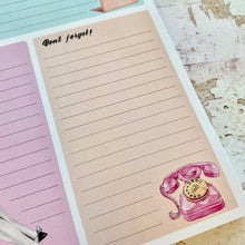 Load image into Gallery viewer, NEW! Stationery - Girl Boss ToDo - A5 Notepad