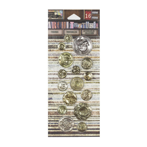 PREORDER - Architextures™ Findings - International Coins