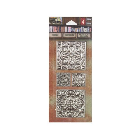 PREORDER - Architextures™ Findings - Tin Ceilings Tiles