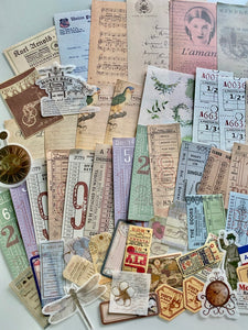 Mega Deal - Precious Memories: Journaling and Ephemera Mega Bundle