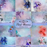 Floral Memories 12x12 Paper Collection
