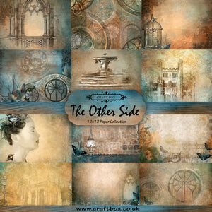 The Other Side 12x12 Paper Collection SPECIAL OFFER