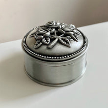 Load image into Gallery viewer, Round Treasure Chest Ornate Box (Limited Edition)