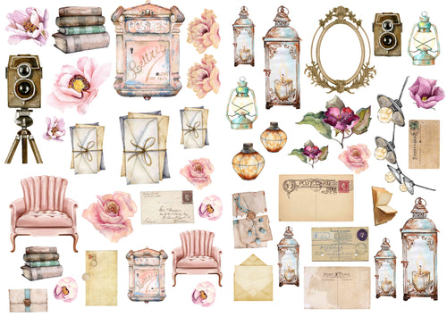 Everyday by Anna Hersom - Ephemera with Storage