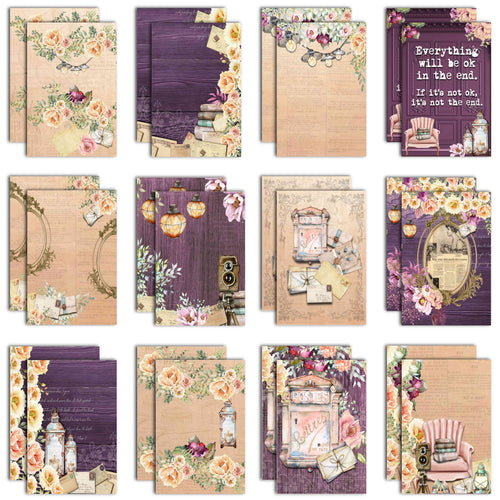 Everyday by Anna Hersom - 24 Journaling Cards