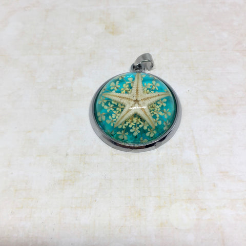 Sea Resin Blue Charm